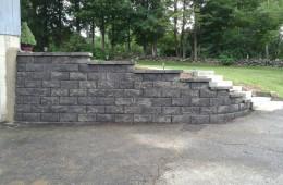 Brick Wall – Groveland, MA
