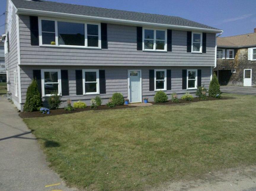 Landscape Plantings – Seabrook, New Hampshire