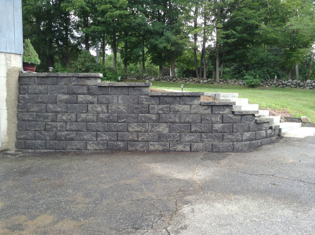 Brick Wall – Groveland, MA