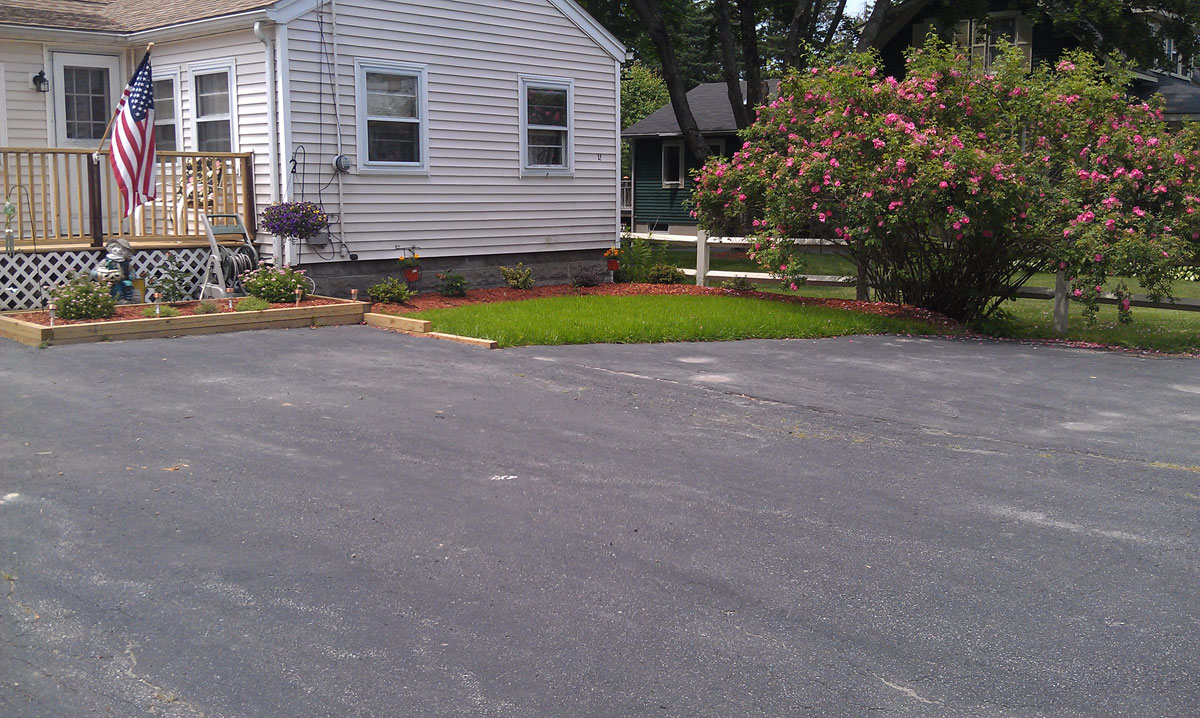 Haverhill Plantings (after)